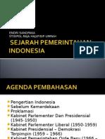Sejarah Pemerintahan