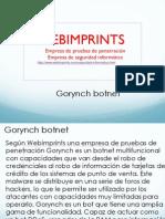 Empresa de Seguridad Gorynch Botnet