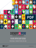 Open Day Guide (Derby) Oct 2015