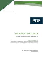 Ejercicios de Excel 2013