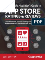 The Mobile Marketers Guide to App Store Ratings and Reviews