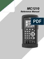 Martel MC1210 Manual