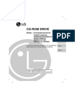 Driver Gcr-8521b Usermanual