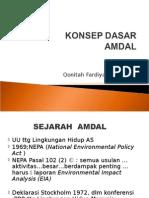 Materi II Konsep Dasar AMDAL
