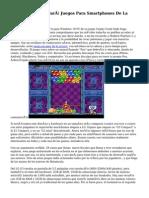 Nintendo Desarrollará Juegos Para Smartphones De La Mano De DeNA