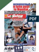 LE BUTEUR PDF du 18/03/2010