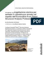 RobotStructuralAnalysis Whitepaper - ITA