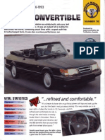 Saab 900 Convertible 86 93[Opt]