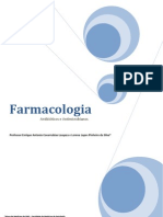 Farmacologia - Antibioticos e Antimicrobianos