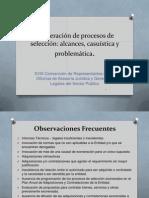 Xviii Convención Dr. Jc Morón Exposicion Exoneraciones 2013 Minjus