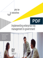 EY Implementing Enterprise Risk Management in Government