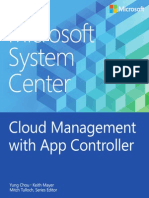 Microsoft Press eBook SystemCenterCloudMgmtWithAppController PDF