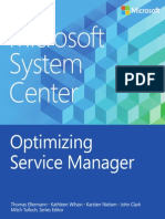 Microsoft Press eBook SystemCenterOptimizingServiceManager PDF