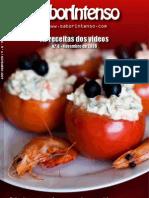 Revista Saborintenso N. 6 Novembro 2009