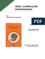 Condiciones Cientificas y Exigencias Educativas