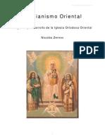 El Cristianismo Oriental.nicolás Zernov