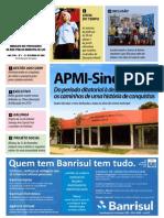 Jornal APMI/SINDICATO - 1ª Edição