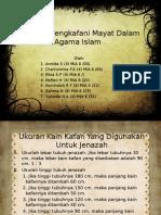 Tatacara Mengkafani Mayat Dalam Agama Islam