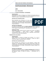 01 Especificaciones Tecnicas Arquitectura