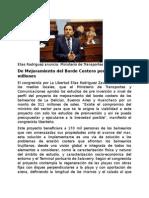 MEJORAMIENTO DEL BORDE COSTERO DE LOS BALNEARIOS DE LAS DELICIAS, BUENOS AIRES Y HUANCHACO