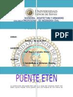 Informe Puente Eten