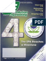 Designing a DAF (Pollution Engineering)