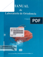 Manual de Laboratorio de Ortodoncia