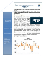 Boletin IPC Agosto 2015