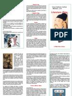 La Literatura China