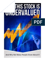Consolidation Update - Why This Stock is Undervalued, And Not Many People Know About It