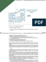 cadru Al Documentatiei Tehnico-economice