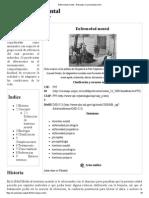 Enfermedad Mental - Wikipedia, La Enciclopedia Libre