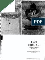 Las Biblias Castellanas Del Exilio0000