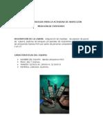 Analisis de Riesgos Medición de Espesores