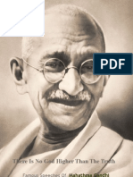 Famous Speeches of Mahatma Gandhi by VAMSHI KRISHNA