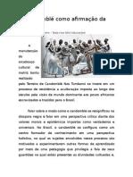 O Candomblé como afirmação da diferença_corrigido_inserçãodeimagens