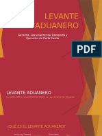 Levante Aduanero