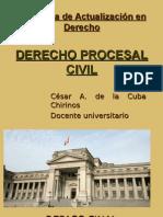 Balotario Procesal Civil