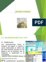 Diapositivas-Valorizacion Sesion II