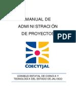 Manual de Administracion de Proyectos