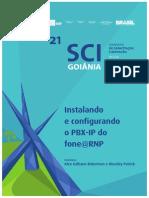 Instalando e Configurando o PBX-IP Do Fone@RNP