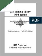 Articol Training Trilogy, 3rd Edition