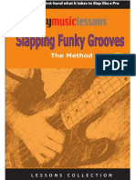 Slapping Funky Grooves by JP Dias Audio