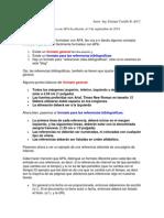 00 - Consejos Para Dar Formato Con APA 6a Edición
