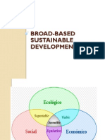 Broad-based Sustainable Development (Bbsd)_partii
