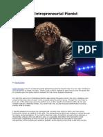 The Entrepreneurial Pianist