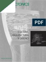 Amos, Rapoport - Cultura, arquitectura y diseño