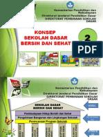 Konsep SD Bersih Dan Sehat