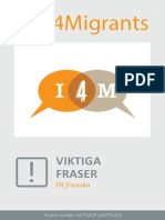I4M Essential Phrases (SWEDISH-FRENCH)