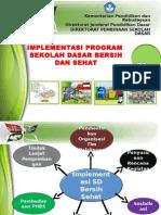 Implementasi Program SD Bersih Dan Sehat